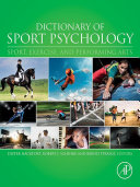 Dictionary of Sport Psychology
