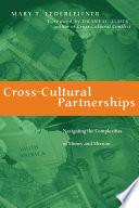 Cross Cultural Partnerships