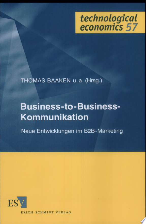 Business-to-Business-Kommunikation