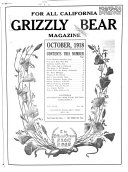 Pdf The Grizzly Bear