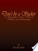 Don't be a Sucker