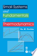 Small Systems and Fundamentals of Thermodynamics Book