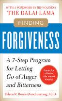 Pdf Finding Forgiveness