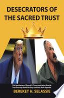 Desecrators of the Sacred Trust Book