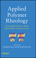 Applied Polymer Rheology