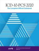 ICD-10-PCS 2020