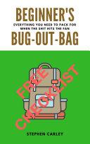 Beginner s Bug Out Bag