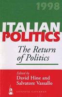The Return of Politics