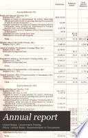 Annual Report of the Public Printer ...