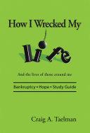 How I Wrecked My Life Pdf/ePub eBook