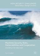 Maritime Security Risks, Vulnerabilities and Cooperation Pdf/ePub eBook