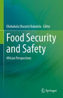 Food Security and Safety Book