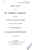 The Life of the Rev. Freeborn Garrettson ... Fifth Edition
