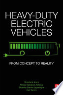 Heavy Duty Electric Vehicles