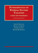 Fundamentals of Federal Income Taxation + Casebookplus