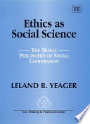 Ethics As Social Science