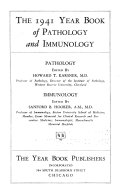 The Year Book of Pathology and Immunology