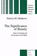 Pdf The Significance of Beauty