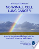 Medifocus Guidebook On Non Small Cell Lung Cancer Book PDF