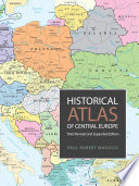 Historical Atlas of Central Europe Book