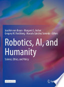 Robotics  AI  and Humanity