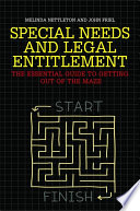 Special Needs and Legal Entitlement