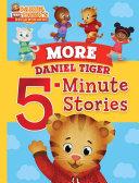 More Daniel Tiger 5-Minute Stories Pdf/ePub eBook