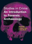Studies in Crime