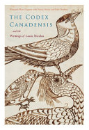 Pdf Codex Canadensis and the Writings of Louis Nicolas Telecharger