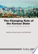 The Changing Role of the Korean State