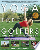 Yoga for Golfers Book