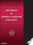 Progress in Thermal Barrier Coatings Book
