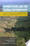 Nation States and the Global Environment