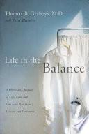 Life In The Balance PDF