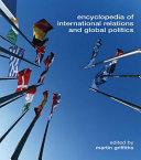 Encyclopedia of International Relations and Global Politics Pdf/ePub eBook
