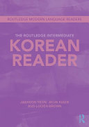 The Routlege Intermediate Korean Reader