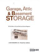 Garage, Attic and Basement Storage