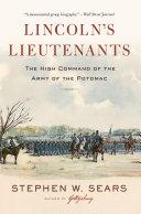 Pdf Lincoln's Lieutenants