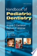 Handbook of Pediatric Dentistry Book