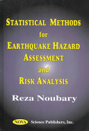Statistical Methods for Earthquake Hazard Assessment and Risk Analysis Book