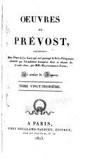 Oeuvres ...: Histoire de Miss Clarisse Harlove [sic
