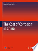 The Cost of Corrosion in China