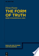 The Form of Truth