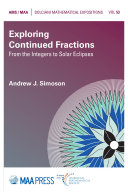 Exploring Continued Fractions: From the Integers to Solar Eclipses