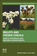 Millets and Pseudo Cereals Book