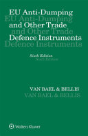 EU Anti-Dumping and Other Trade Defence Instruments Pdf/ePub eBook