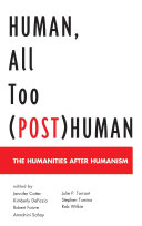 Pdf Human, All Too (Post)Human Telecharger
