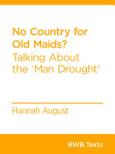 No Country for Old Maids? [Pdf/ePub] eBook