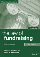 The Law of Fundraising  2016 Supplement