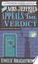 Mrs Jeffries Appeals the Verdict Book PDF
